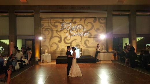 Skirball Cultural Center Wedding