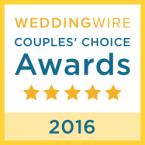 WeddingWire Award 2015