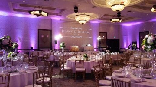 Jenny & Josh's Wedding at the San Gabriel Hilton