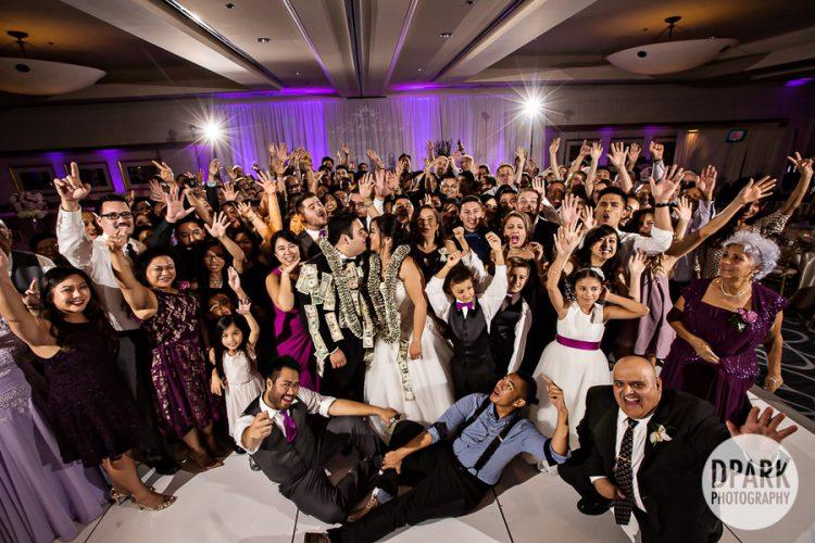 Wedding At Hyatt Regency Long Beach