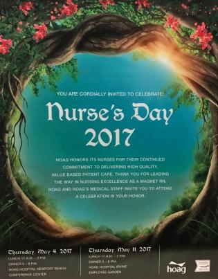 nurses day hoag hospital