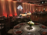 Fullerton Marriott Wedding Set Up