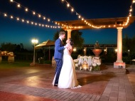 Wedding First Dance - Mount Palomar Winery