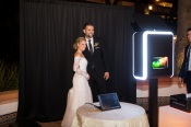 Photo Booth - Rancho Las Lomas Wedding
