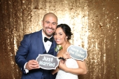 Wedding Photo Booth Cathedral Plaza Downtown Los Angeles
