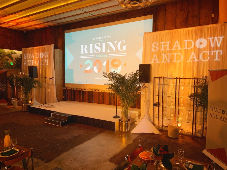 Shadow and Act Rising Awards