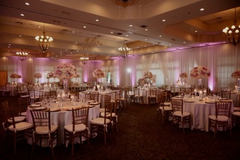 Wedding at Los Coyotes Country Club Buena Park