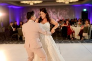 Wedding at Long Beach Hyatt Regency