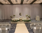 Ceremony at Hyatt Regency Long Beach