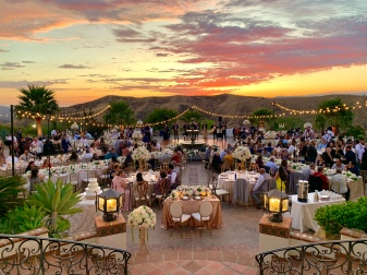 Wedding at Hummingbird Nest Ranch in Simi Valley