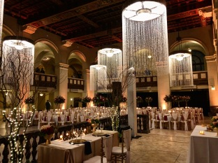 Wedding at the Majestic Ballroom in Downtown LA