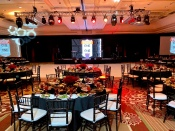 America's Tire Co Holiday Party at Warner Center Marriott