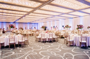 Wedding at Hyatt Regency Long Beach